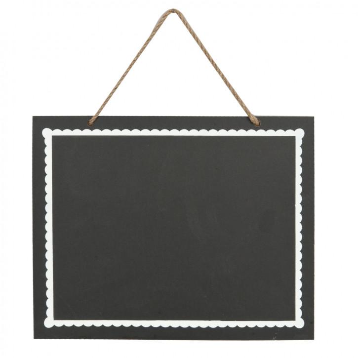 Kreidetafel Tafel Memotafel 25 x 20 cm