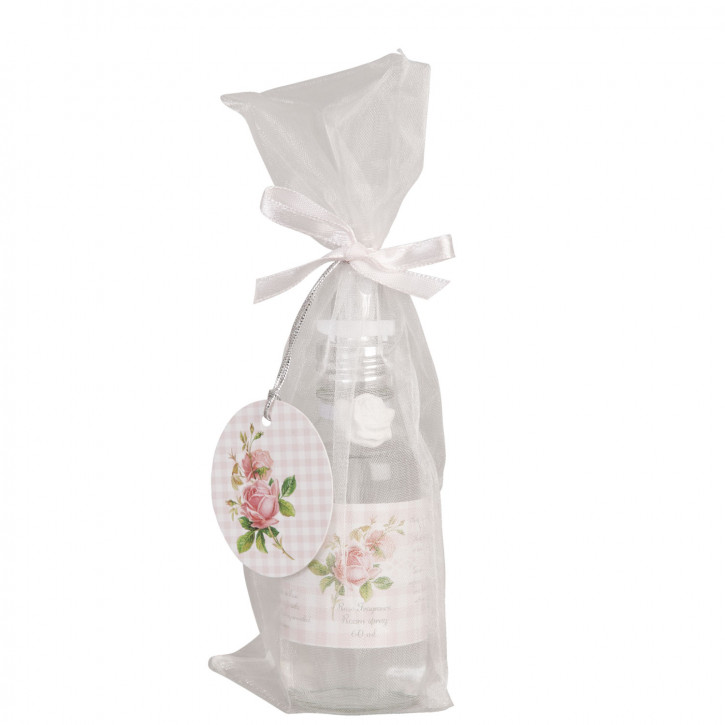 Duftöl-Zerstäuber rose 60 ml. Ø 3x15 cm