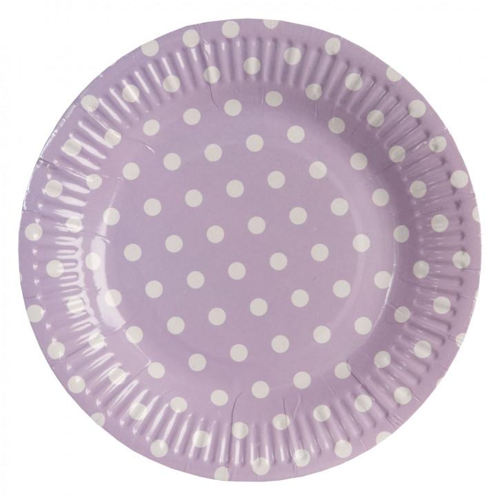 Bord (10) Ø 18.5 cm