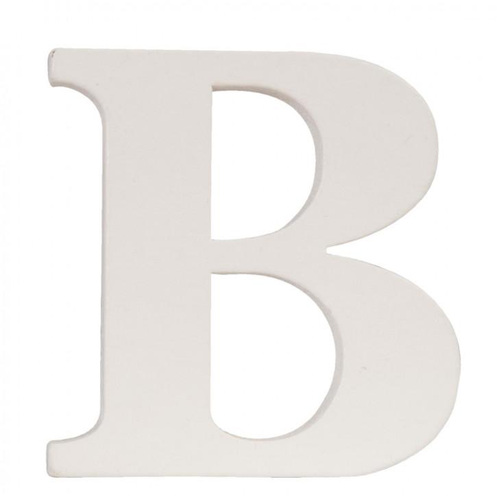 letter B 8x8 cm