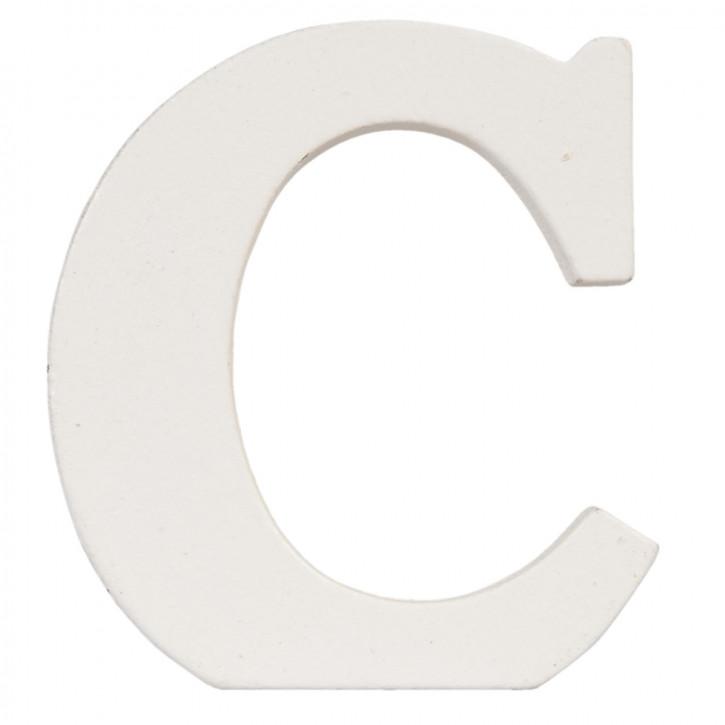 letter C 7x8 cm
