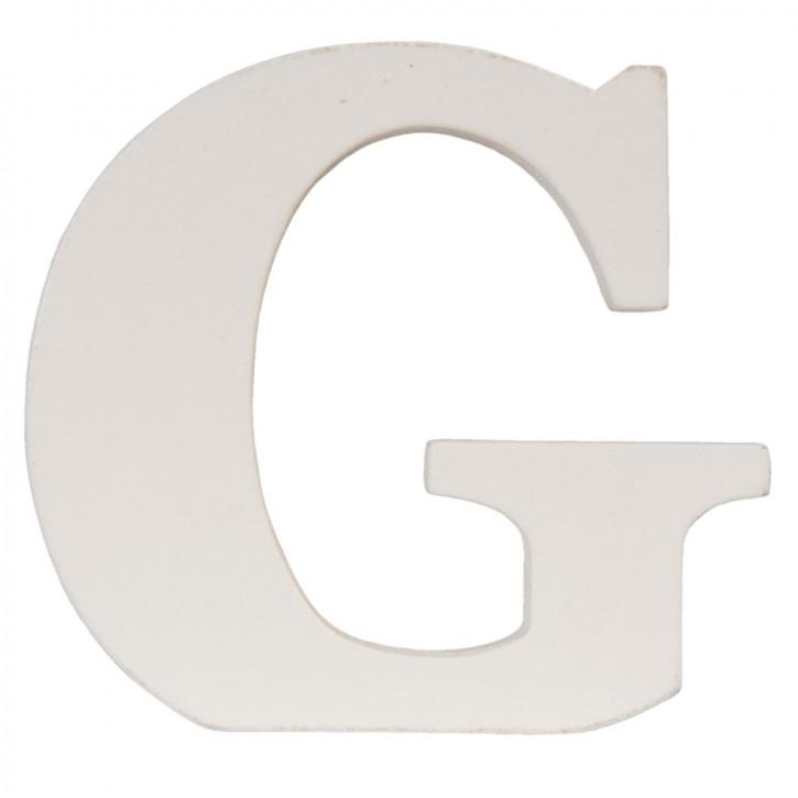 letter G 8x8 cm