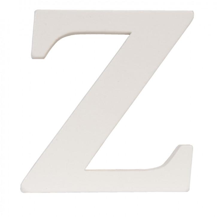 letter Z 9x8 cm