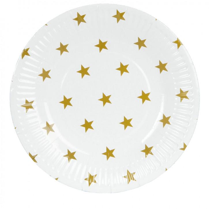 Teller (10) Ø 18.5 cm