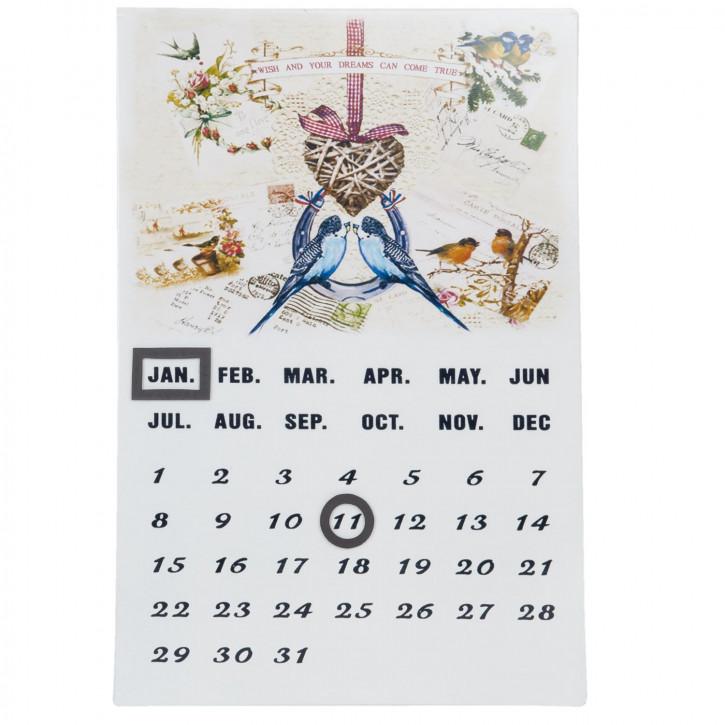 Calendar 24x36 cm