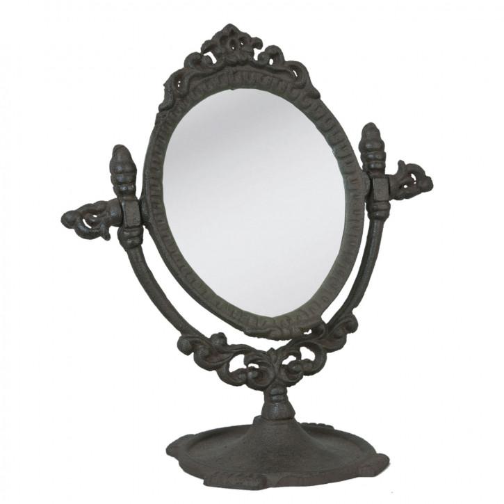 Spiegel schwenkbar schwarz 25*14*28cm