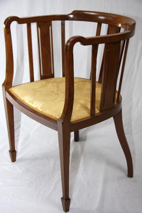 Edwardian Clubchair