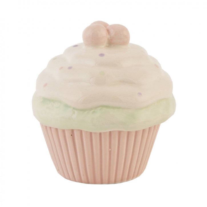 Vorratsdose Muffin ca. Ø 8 x 8 cm