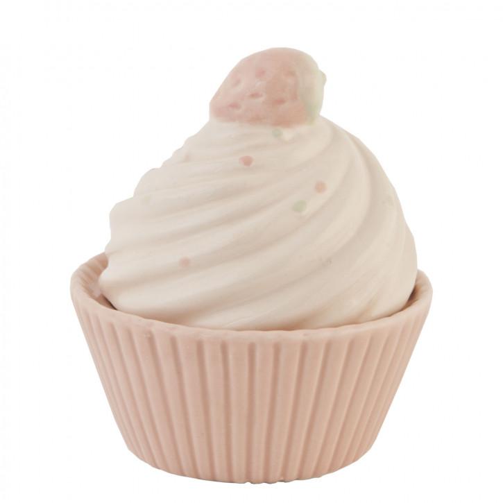 Vorratsdose Muffin ca. Ø 7 x 8 cm