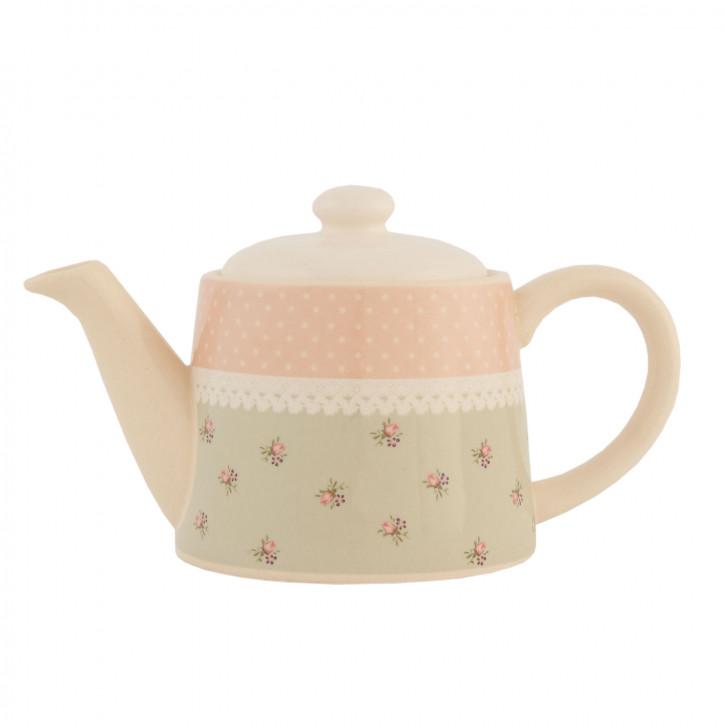 Wunderschöne Teekanne