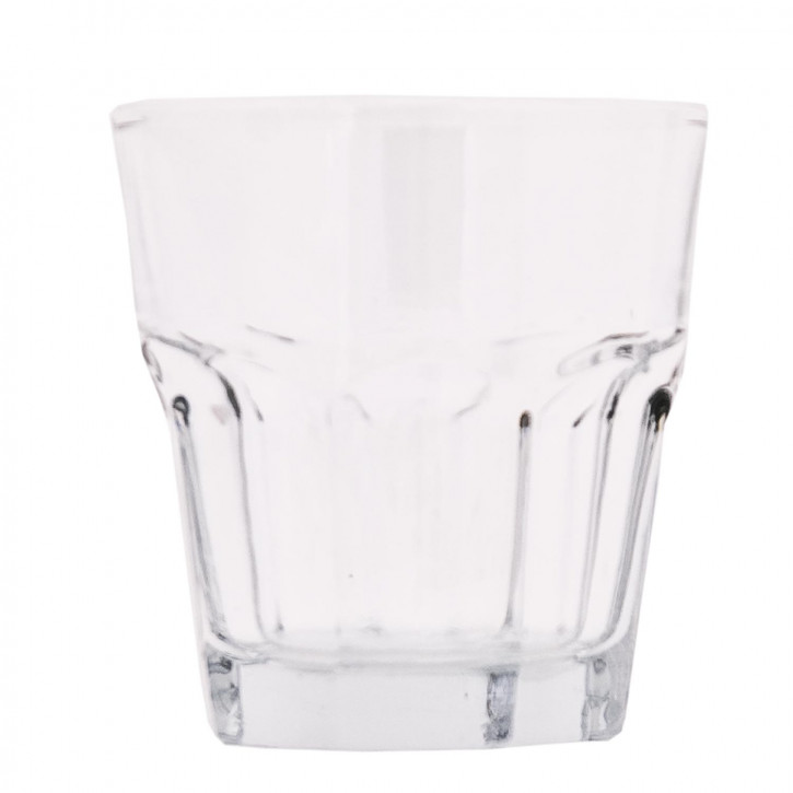 Becher Transparent ca. 9 x 8.5 cm