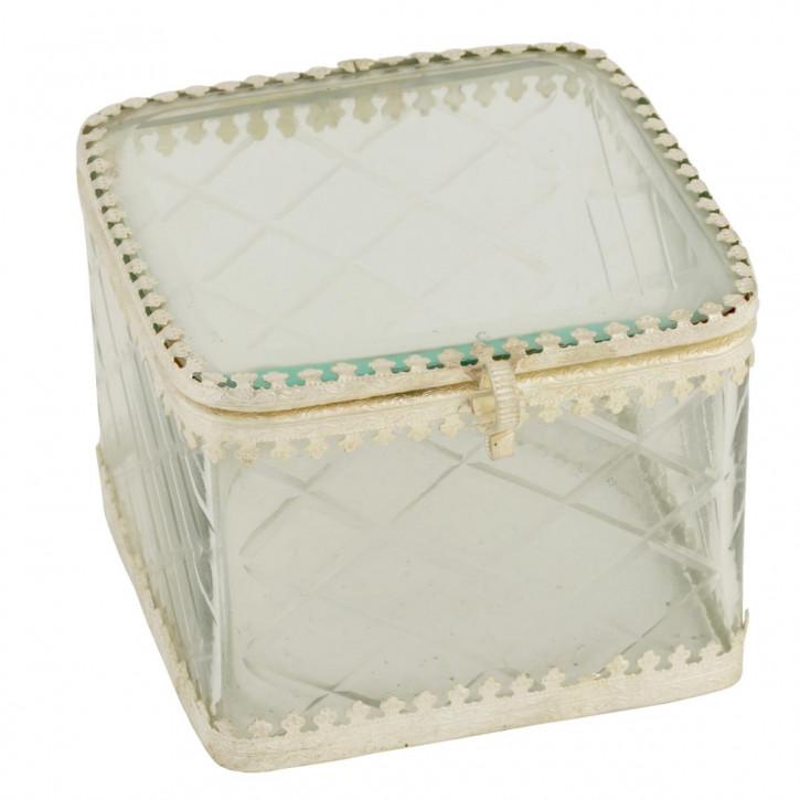 Transparente Schachtel