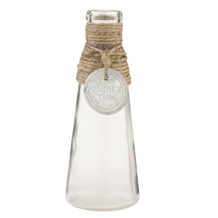Kleine Flasche Ø8*22cm