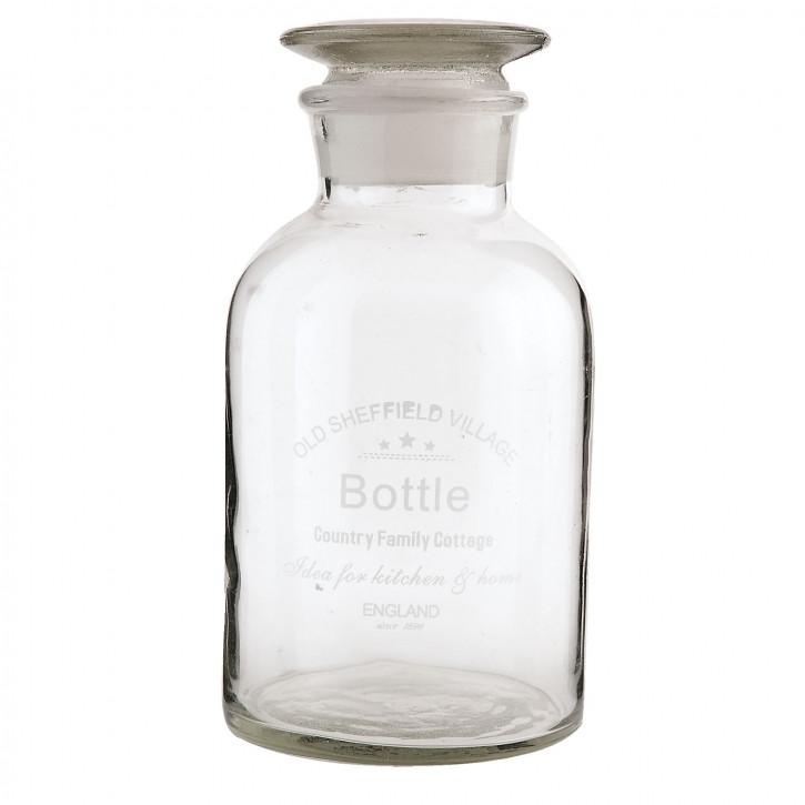 """Flasche """"Bottle"""" Ø10*21cm"""