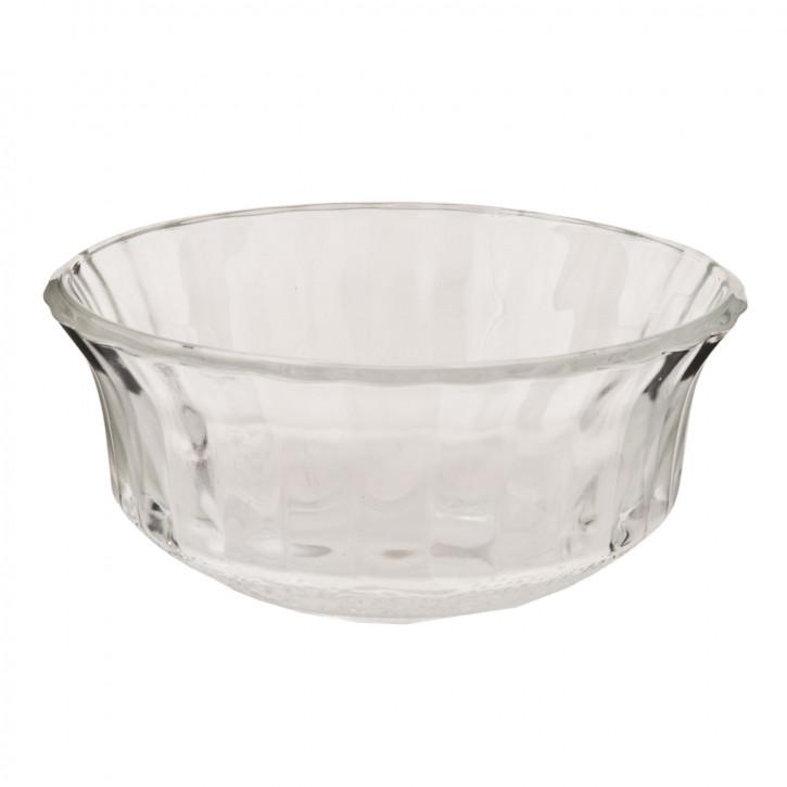 Glasschüssel ca. Ø 11 x 5 cm