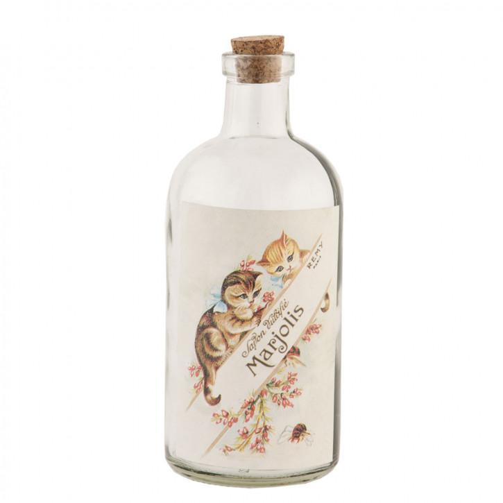 """Schöne Flasche """"Marjolis"""" 5*14cm"""