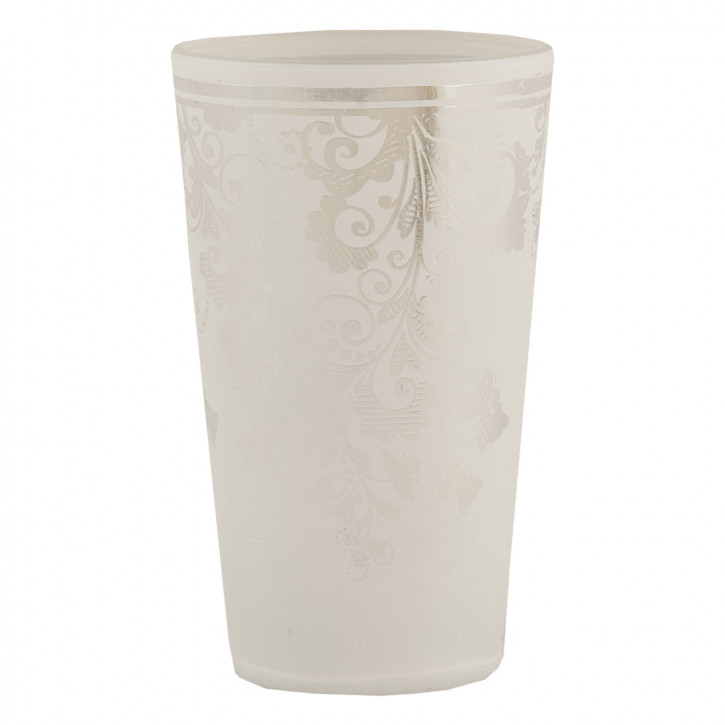 Trinkglas Teeglas ca. Ø 4 x 9 cm