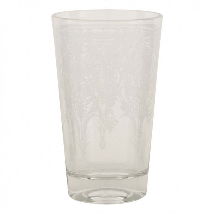 Trinkglas Teeglas ca. Ø 6 x 10 cm