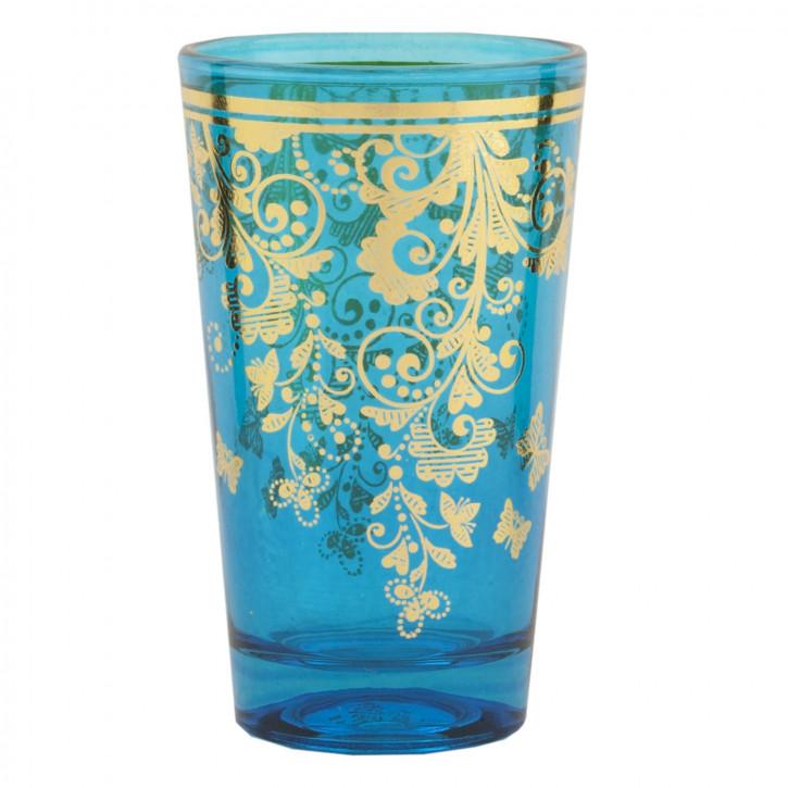 Trinkglas Teeglas Tea ca. Ø 4 x 9 cm