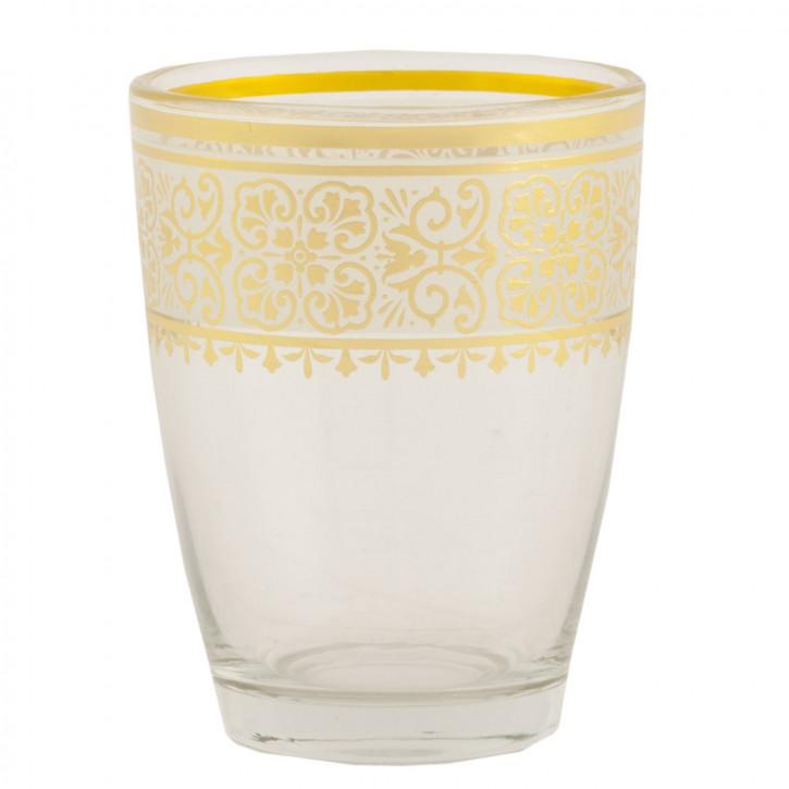 Trinkglas Teeglas Tea ca. Ø 6 x 8 cm