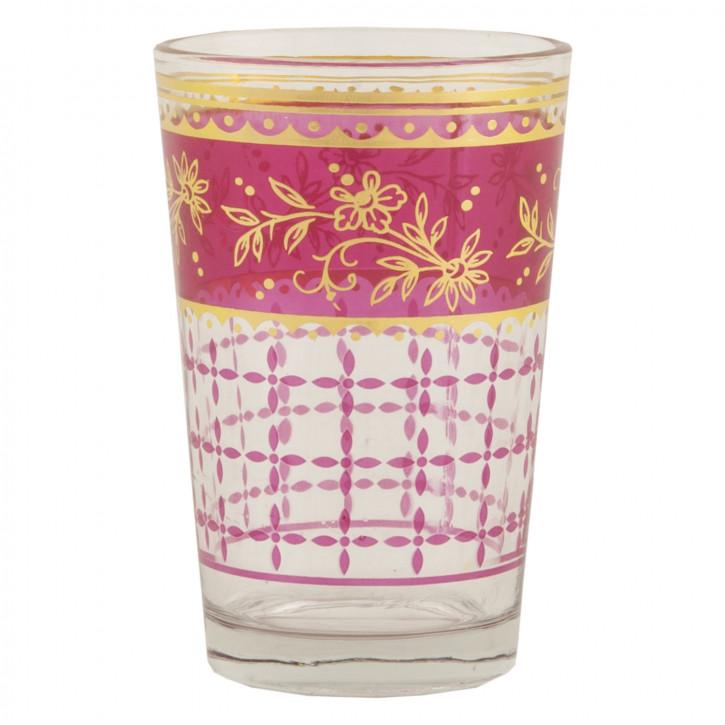 Trinkglas Teeglas Tea ca. Ø 6.5 x 10 cm