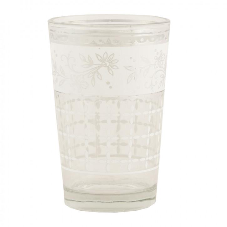 Trinkglas Teeglas Tea ca. Ø 6 x 10 cm