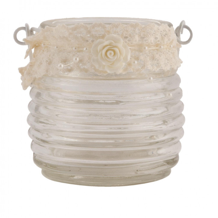 Tea light Ø 8x8 cm