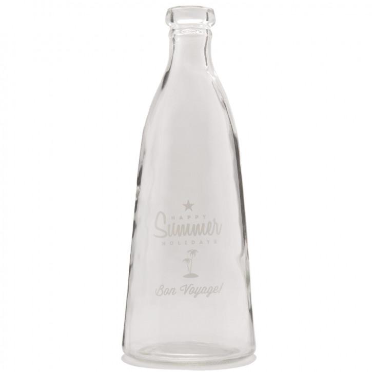 Flasche Ø 12x30 cm