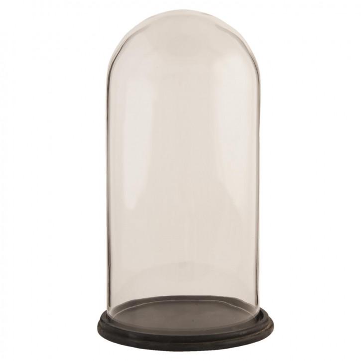 Glasglocke Ø 23x39 cm