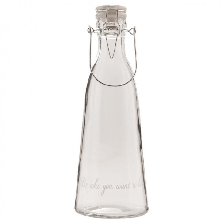 Flasche Ø 10x29 cm