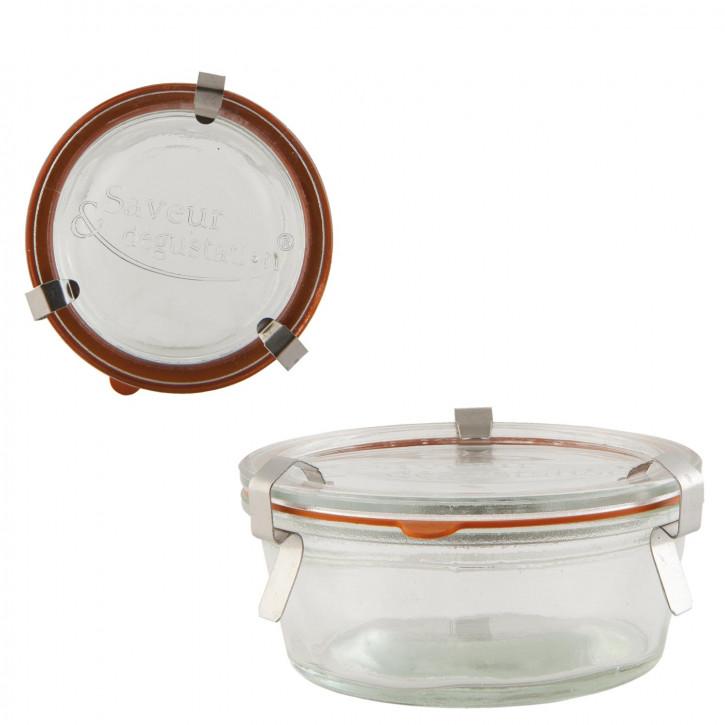 Vorratsglas Ø 11x5 cm