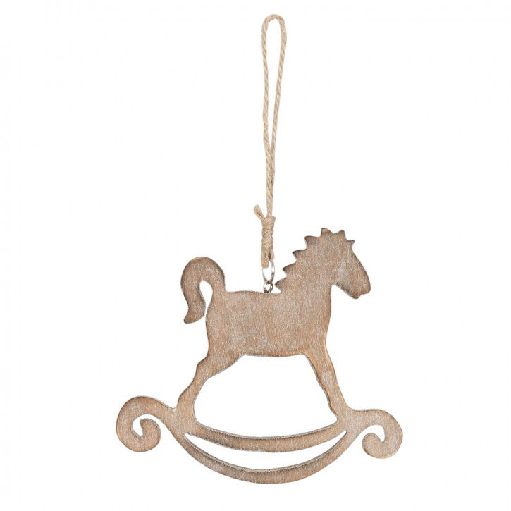 Dekofigur Pferd 13 x 14 cm