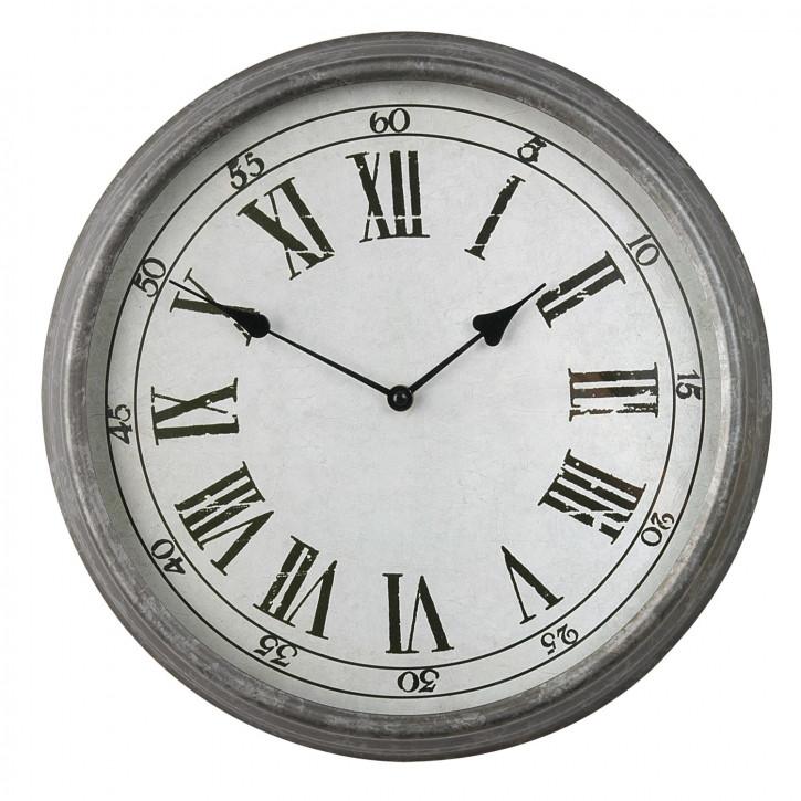 Uhr Ø 40x5 cm