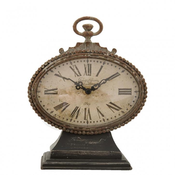 Uhr 16x7x21 cm