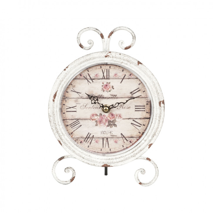 Uhr 25 x 4 x 18 cm