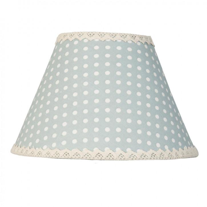 Lampenschirm Punkte ca. Ø 22 x 14 cm E27
