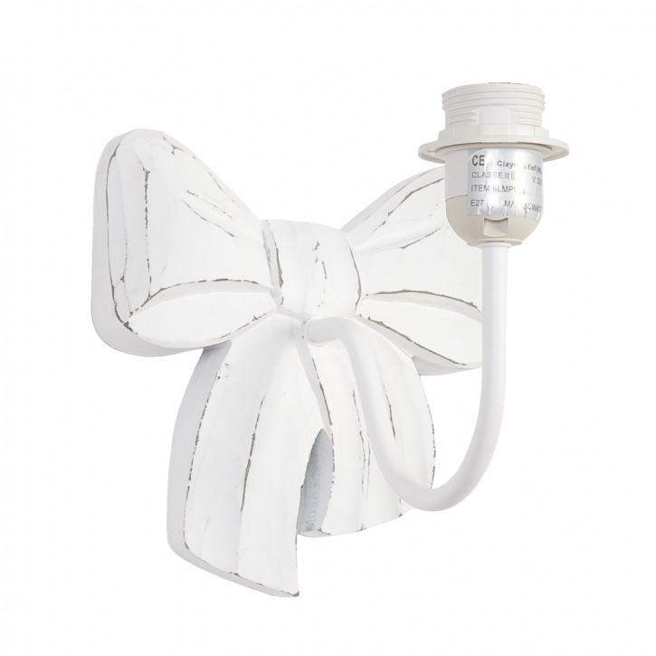 Wandlampe Schleife