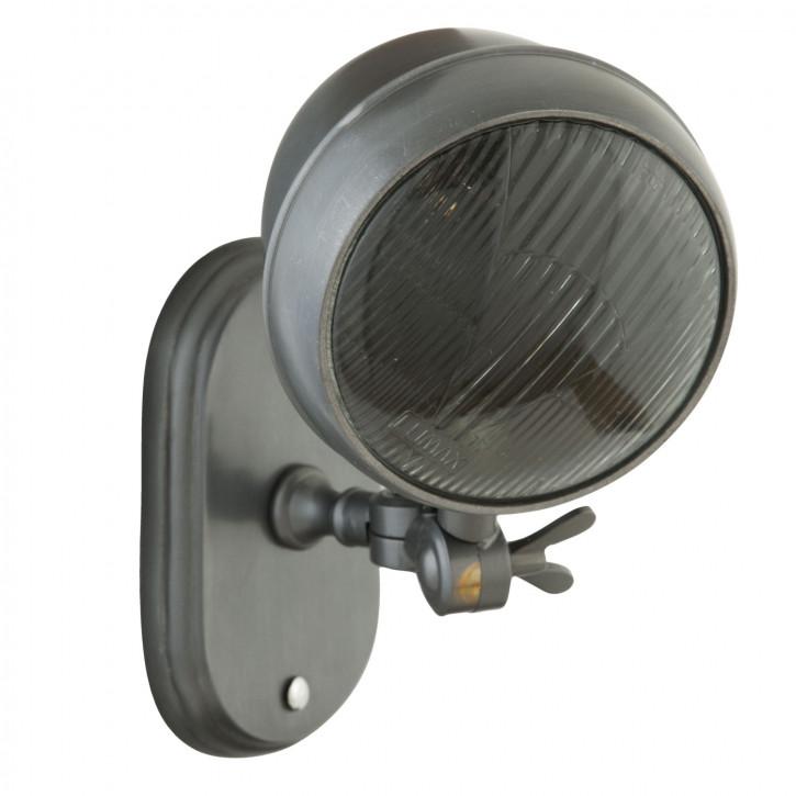 Wandlampe Spotlight, dunkel