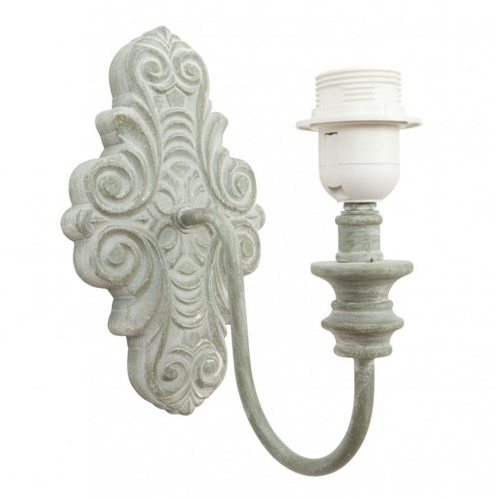 Schöne Wandlampe mit Ornamenten