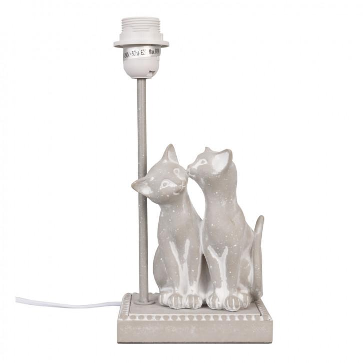 Stehlampe Katzen Ø27
