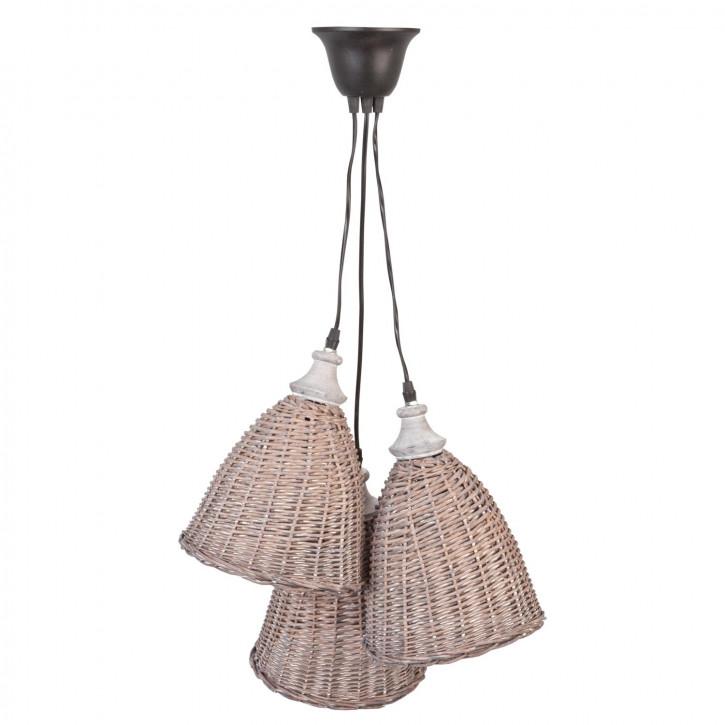 Hanglamp 3x ? 76 cm 3x E27 max 60W