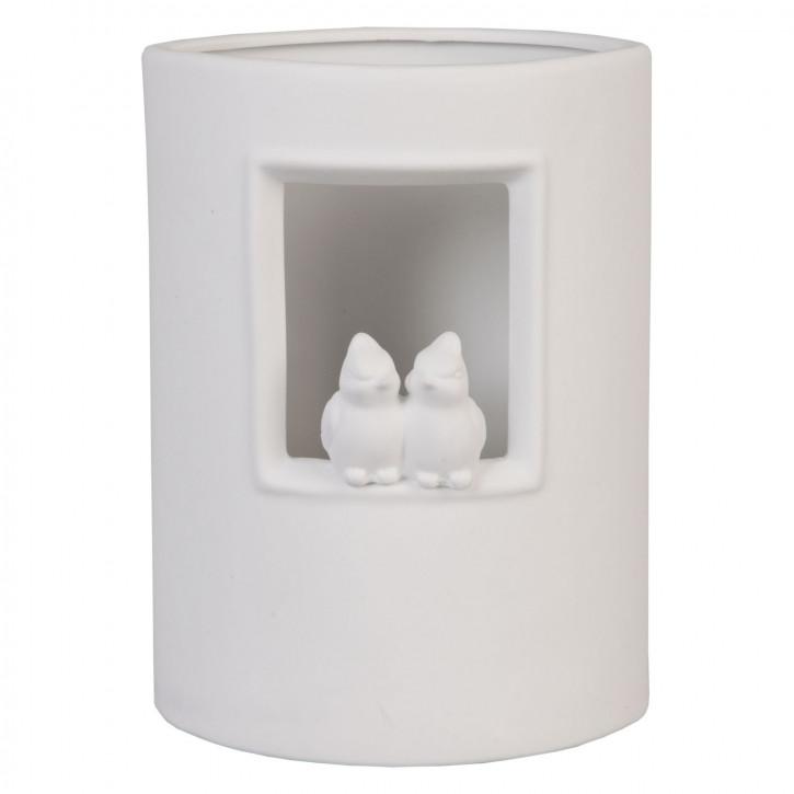 Tafel lamp 18x14x25 cm E27 Max. 60w