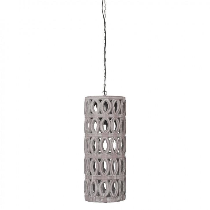 Hanging lamp Ø 20*53 cm E27 Max 60w.