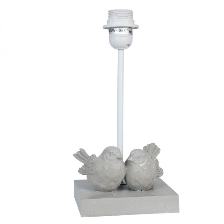 Tischlampe 14x13x30 cm E27