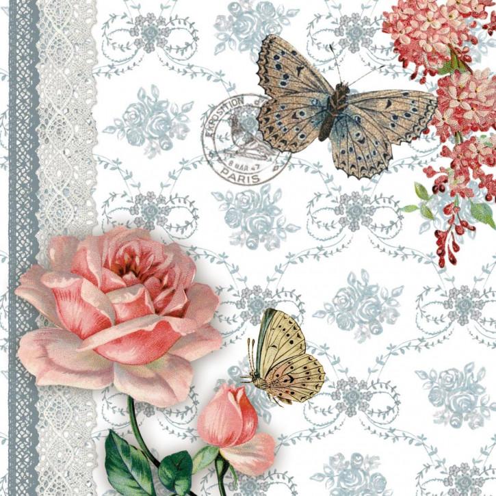 Card/paper + envelope 13.5x13.5 cm