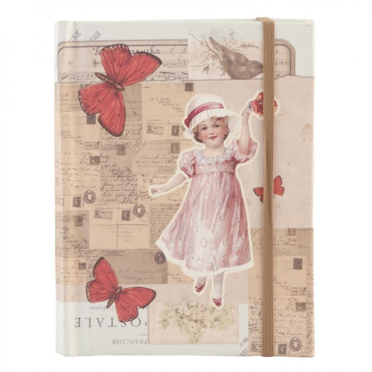 Notizbuch 11x15 cm (60 pages)