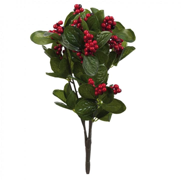 Kunstblume Blumendekoration Blume Pflanze rote Beeren