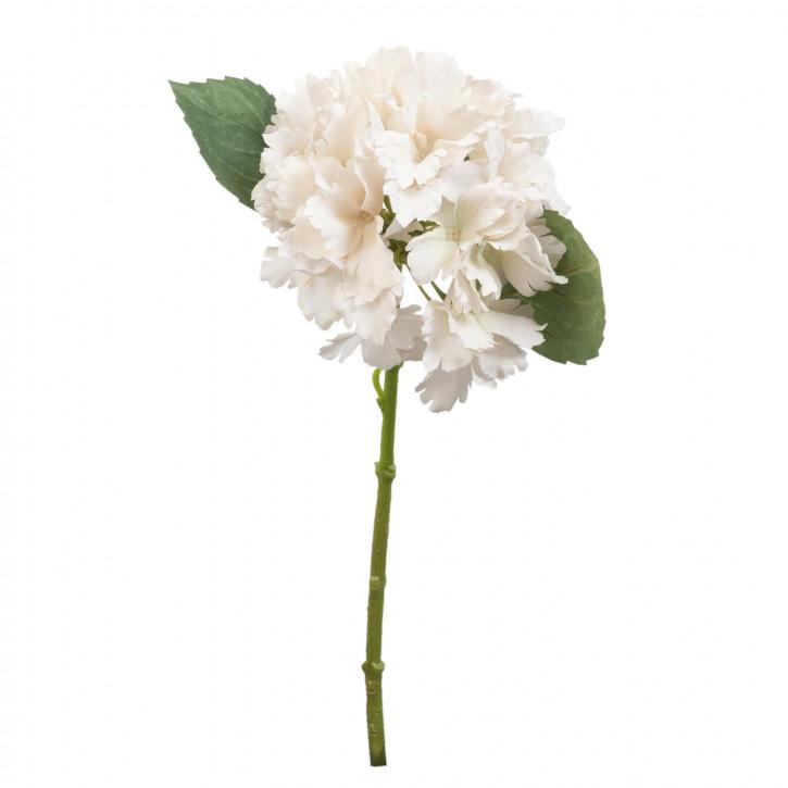 Hortensie Kunstblume Blumendekoration Blume natürlich ca. 34 cm