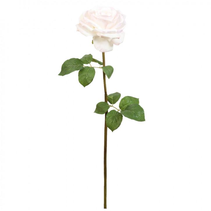 Rose Kunstblume Blumendekoration Blume hellrosa