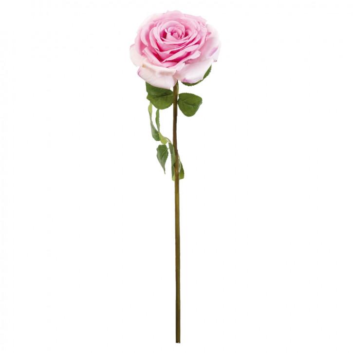 Rose Kunstblume Blumendekoration Blume rosa